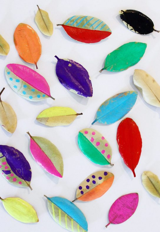 nature art for kids | more activities on the blog