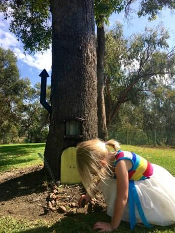 Fairy door ideas for kids - so CUTE!