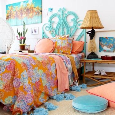 boho bedroom decor | kids bedroom ideas, love this look for a teen girls bedroom!