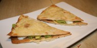 Tortilla triangles