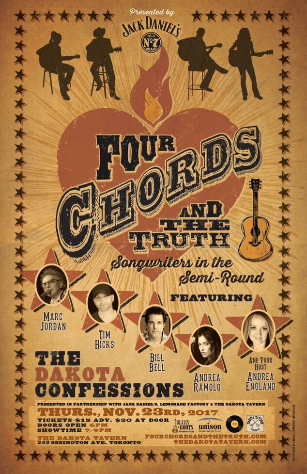 112317 Four Chords The Truth 11th Dakota Confessions Four