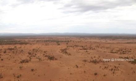 Les couleurs de l'Outback