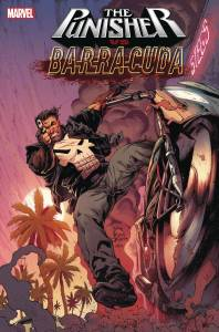 Punisher vs Barracuda