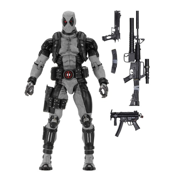 MARVEL DEADPOOL X-FORCE VERSION 1/4 SCALE AF