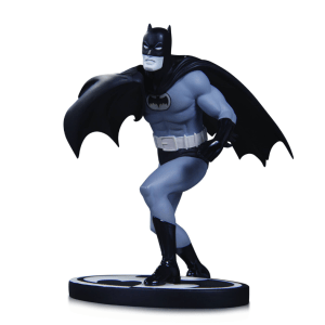 BATMAN BLACK & WHITE STATUE BATMAN BY INFANTINO
