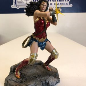DC GALLERY JL MOVIE WONDER WOMAN BRACELETS