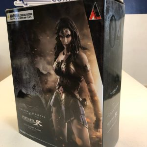 BVS DAWN OF JUSTICE PLAY ARTS KAI WONDER WOMAN AF