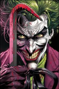 DC - Batman Three Jokers #1