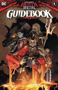 DC - Dark Nights Death Metal Guidebook #1