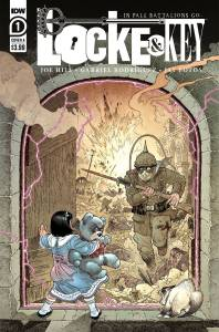 IDW - Locke & Key In Pale Battalians We Go #1