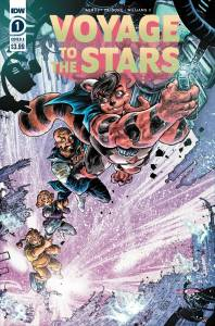 IDW - Voyage to the Stars #1