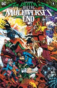 DC Comics - Dark Nights Death Metal Multiverses Ends #1