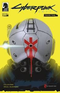 Dark Horse - Cyberpunk 2077 Trauma Team #1