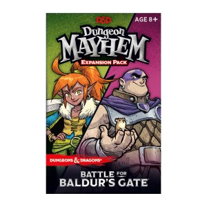 Dungeon Mayhem Battle for Baldur's Gate Exp