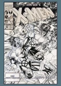 IDW Comics - Jim Lee's X-Men Artist Edition