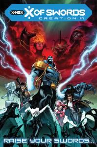 Marvel - X of Swords Creation #1