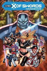 Marvel - X of Swords Handbook #1