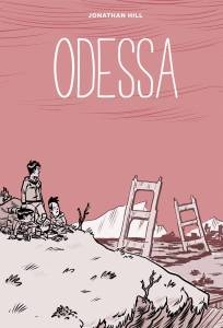 Oni Press - Odessa GN