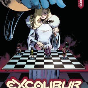 Excalibur #12
