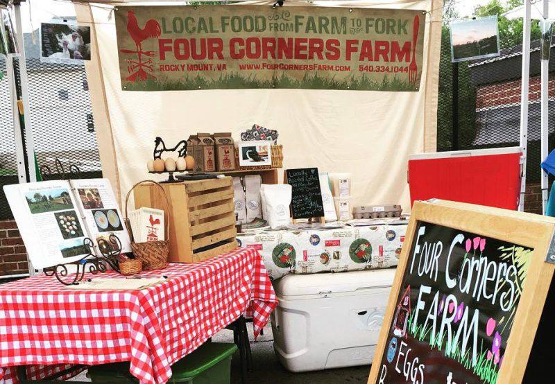 FIRST Market of the Season! Grandin Village Farmers Market: Saturday, April 21st