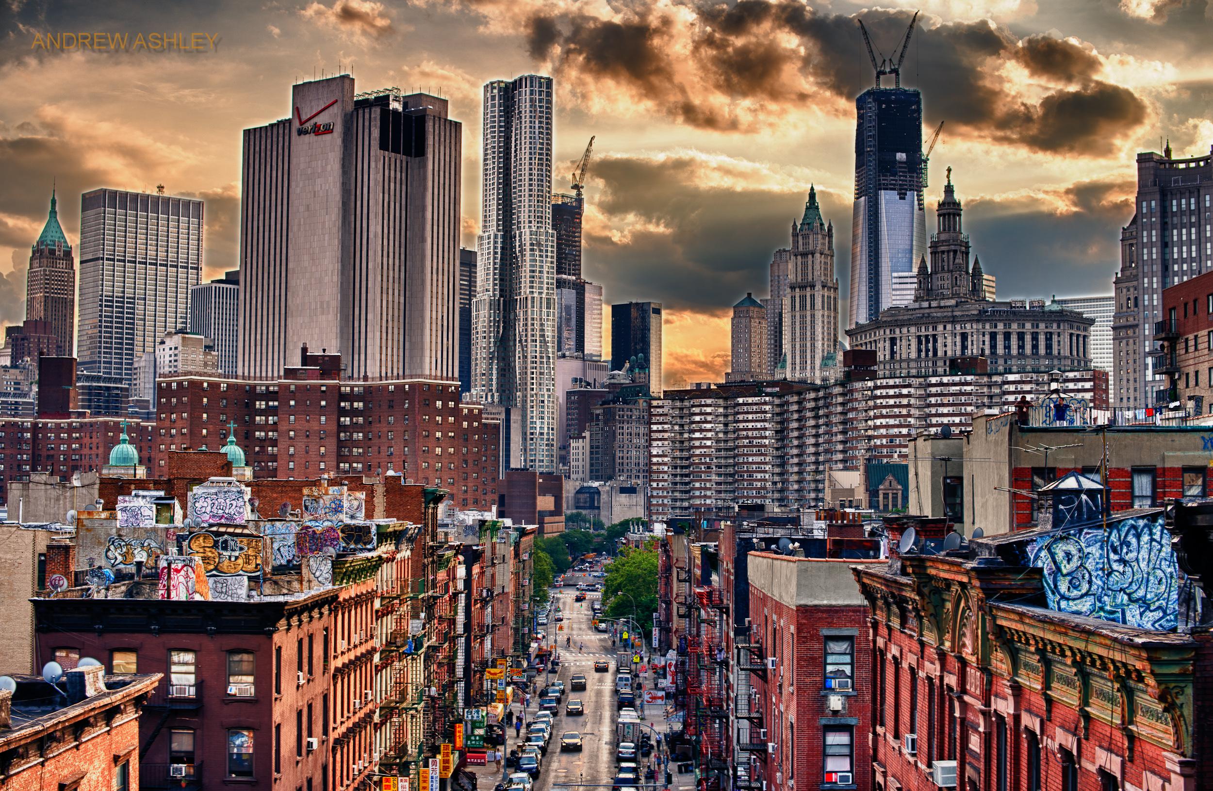 Manhattan Bridge Fourculture Magazine