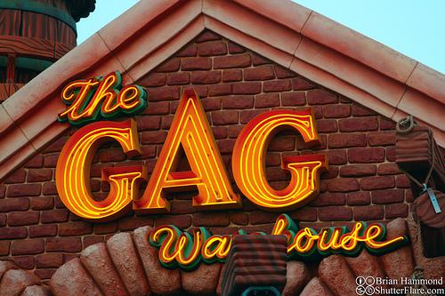 The Gag Warehouse