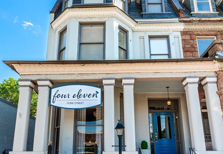 Four Eleven York GIveaway