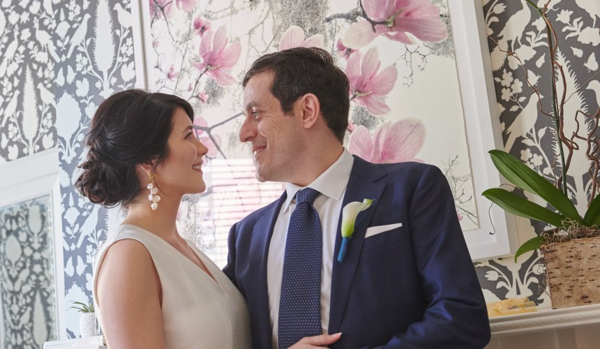 Brit & Paolo's Wedding