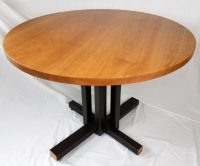 Circle Kitchen Table  Four Fields Furniture