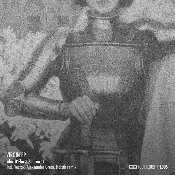 FFL005: VIRGIN EP BY ALEX D'ELIA & SHARON JJ incl. ALEKSANDER GREAT, VEZTAX, HOLZTH REMIX
