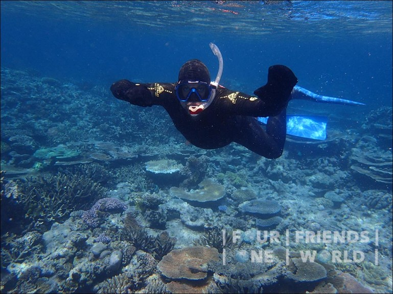 Anthony Vade Snorkeling