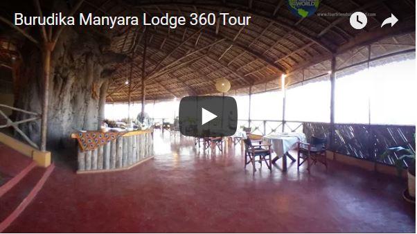 Burudika Manyara Lodge 360 Tour