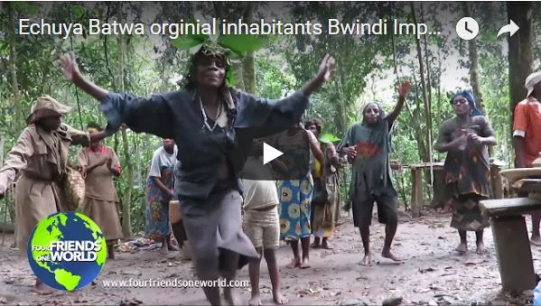 Echuya Batwa