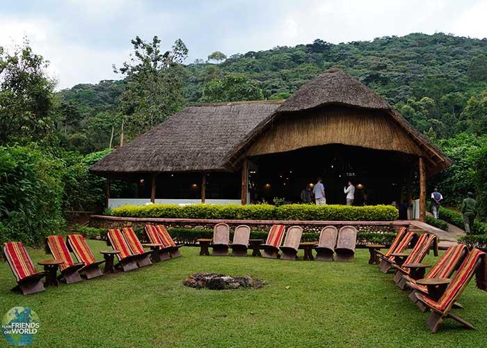 Gorilla Lodge Fire Pit