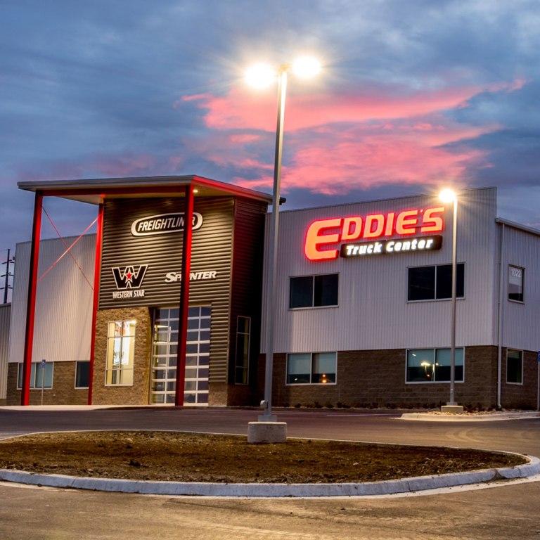 Eddie's Truck Center