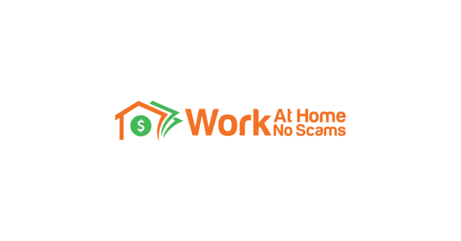 Work at Home no Scams