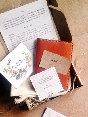 Gift-ready packaging