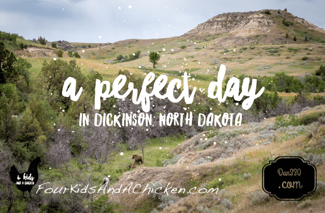 day trip from dickinson