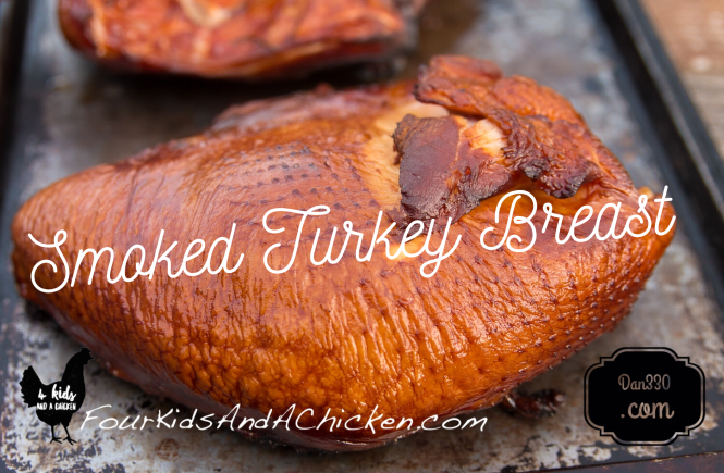 how to smoke a turkey breast