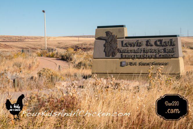 lewis and clark interpretive center