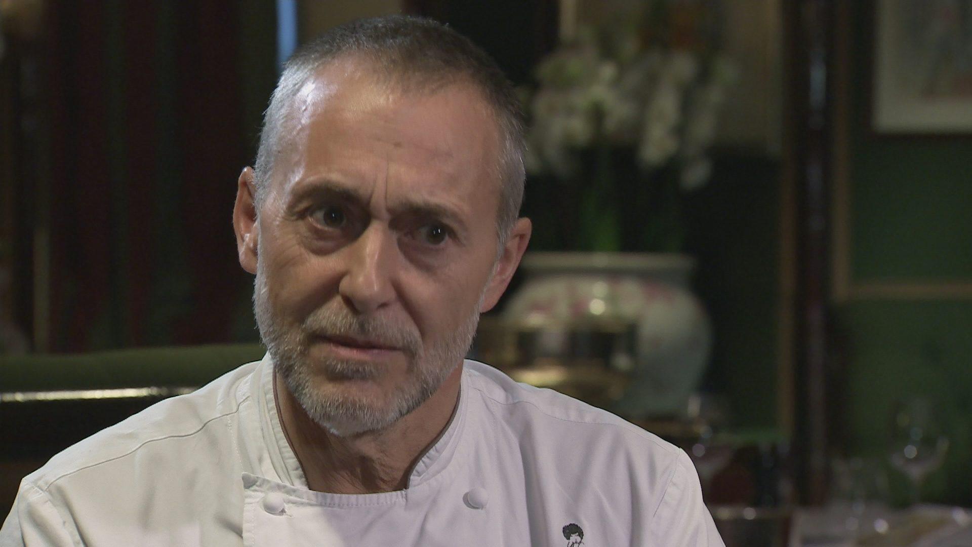 Michel Roux Jr interview  Channel 4 News