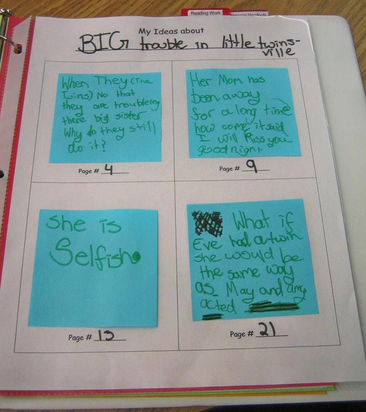 Happy Birthday Post It 35 Ideas For The Classroom 4 O