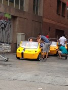 Tricycle car/motorcycle things
