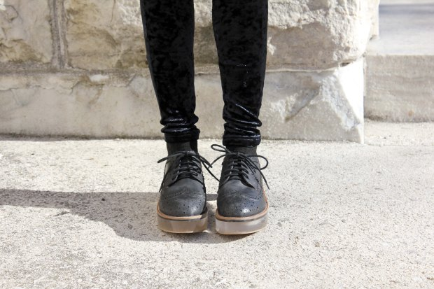 Jeffrey Campbell Adel Oxford from Karmaloop