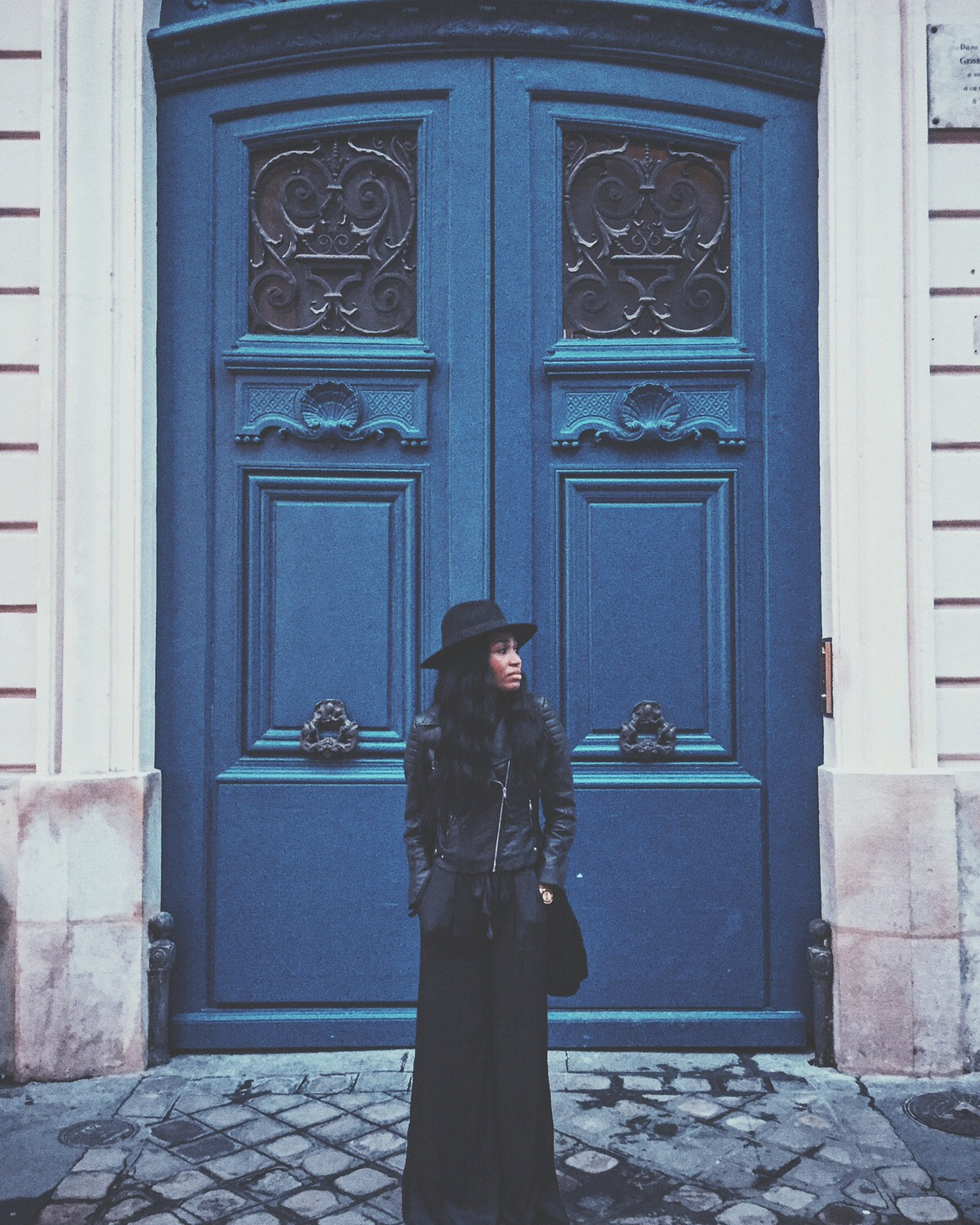 Paris Blogger