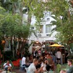 Miami outdoor bars