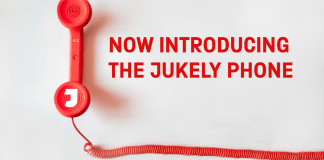 april fool's day the jukely phone