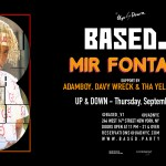BASED_9/20 Mir Fontane flyer