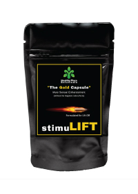 """StimuLift """"The Gold Pill"""""""