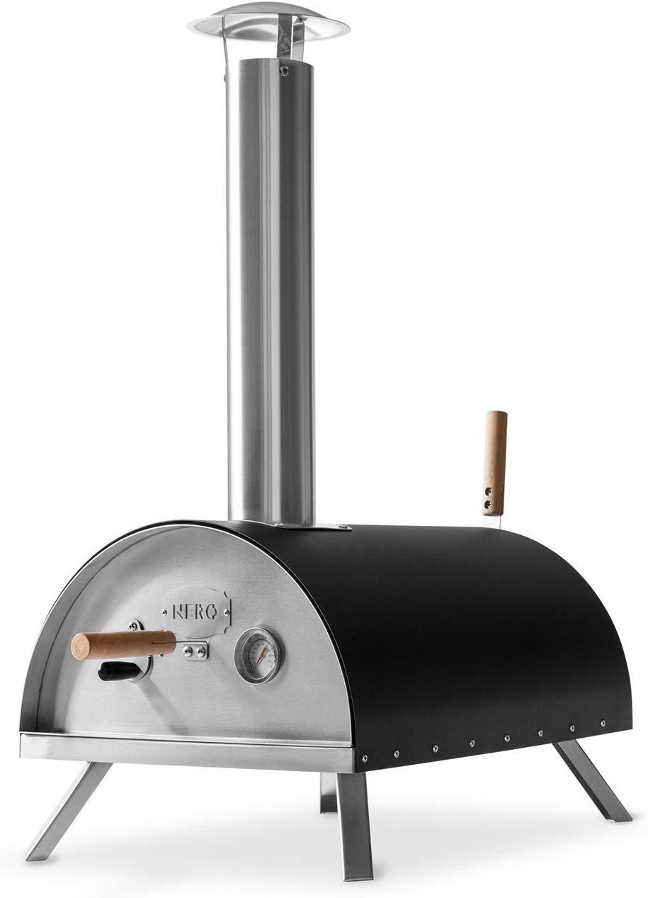 Thermomètre Four À Pain 500 test du four à pizza d'extérieur burnhard • four à pizza